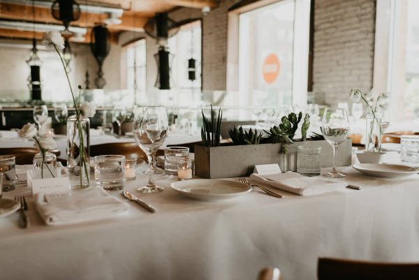 SHEILA AND KYLE'S MODERN BOHO WEDDING